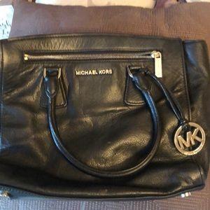 Well Loved Leather Michael Kors Bag